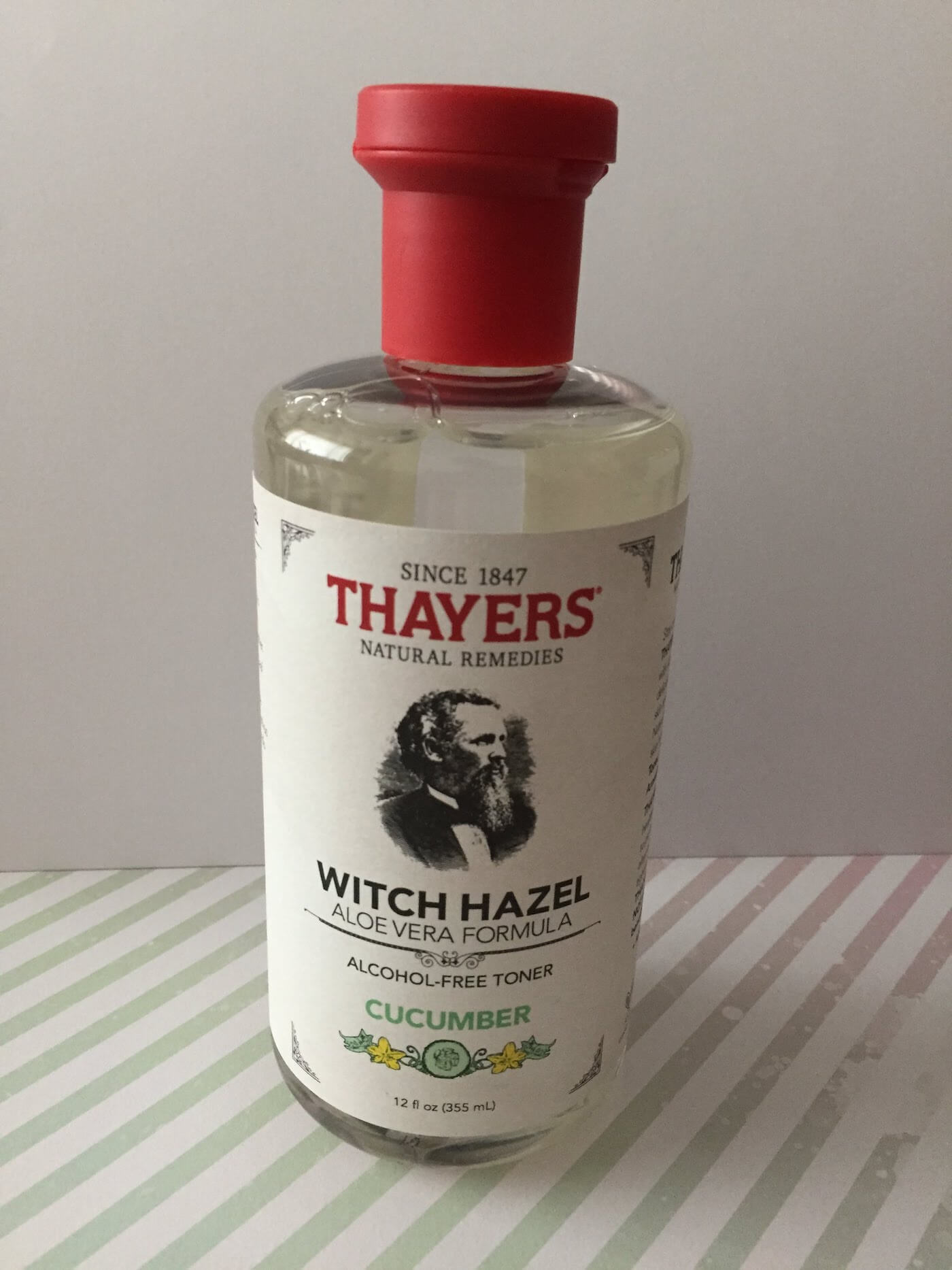 thayers cucumber toner review