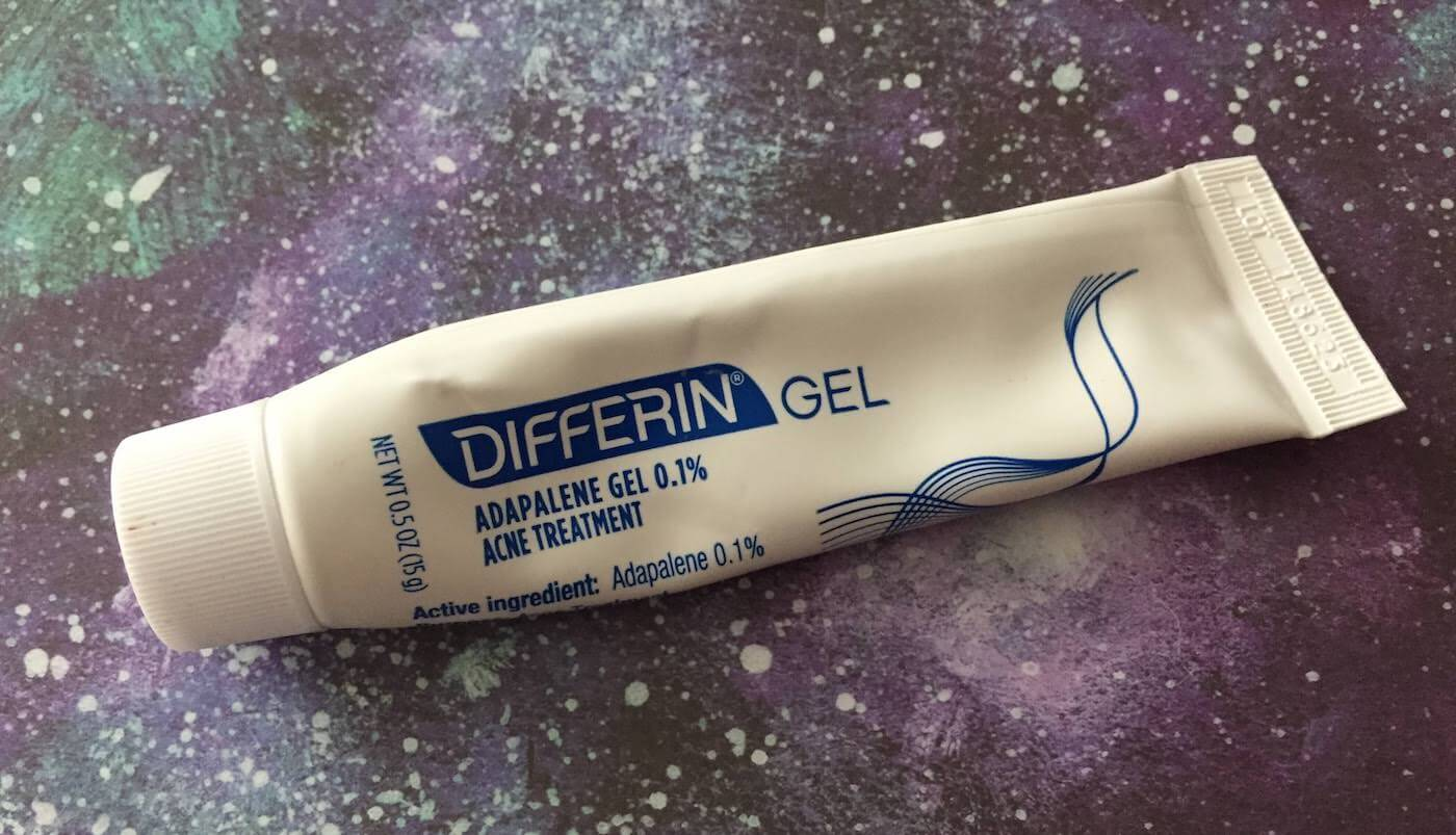 Differin Adapalene 0 1 Review My Favorite Otc Acne Antidote