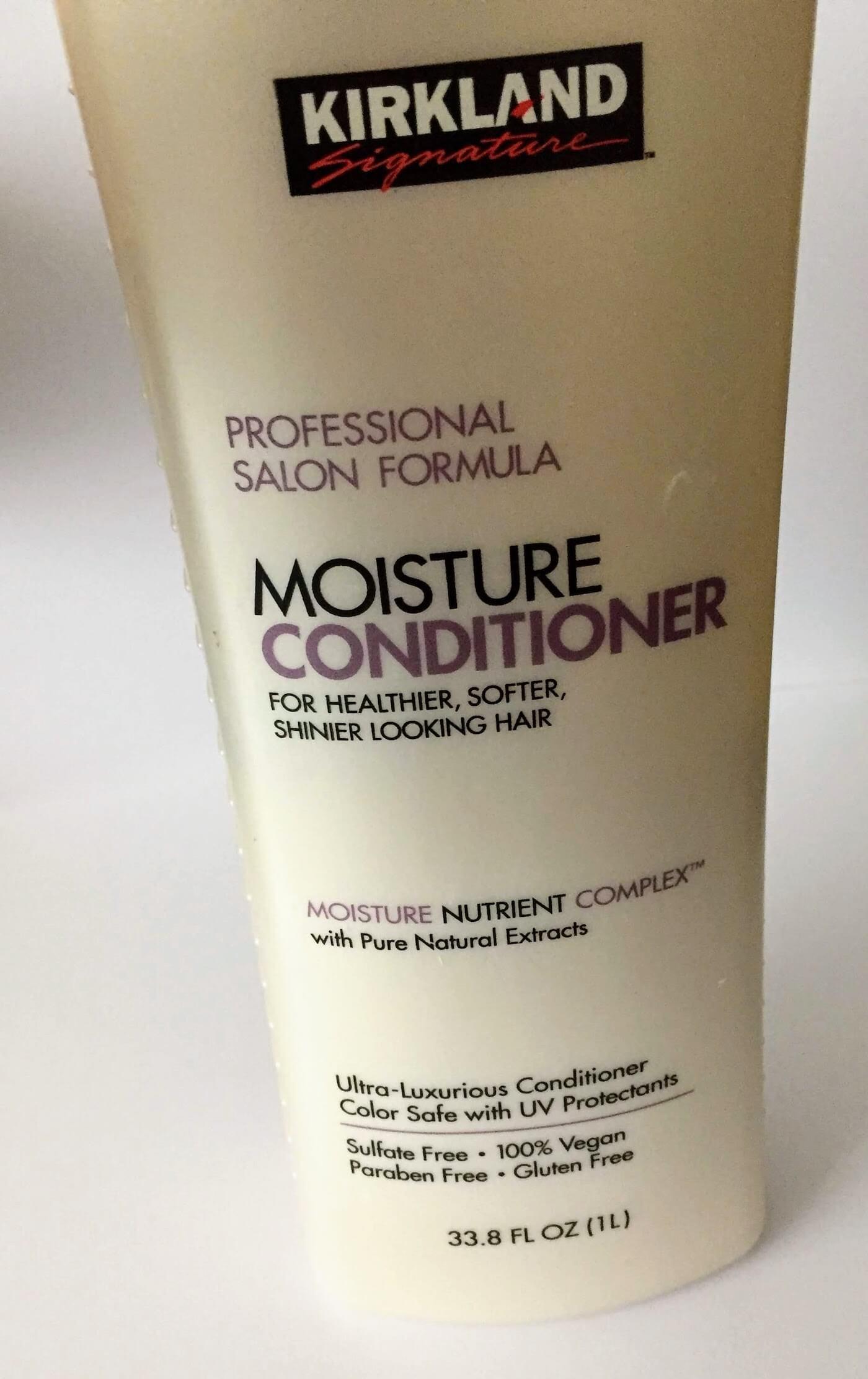 Kirkland Signature Moisture Conditioner Review