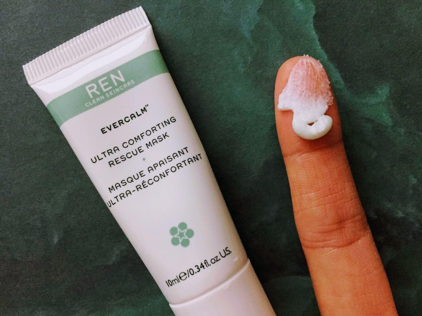 ren skincare evercalm mask review