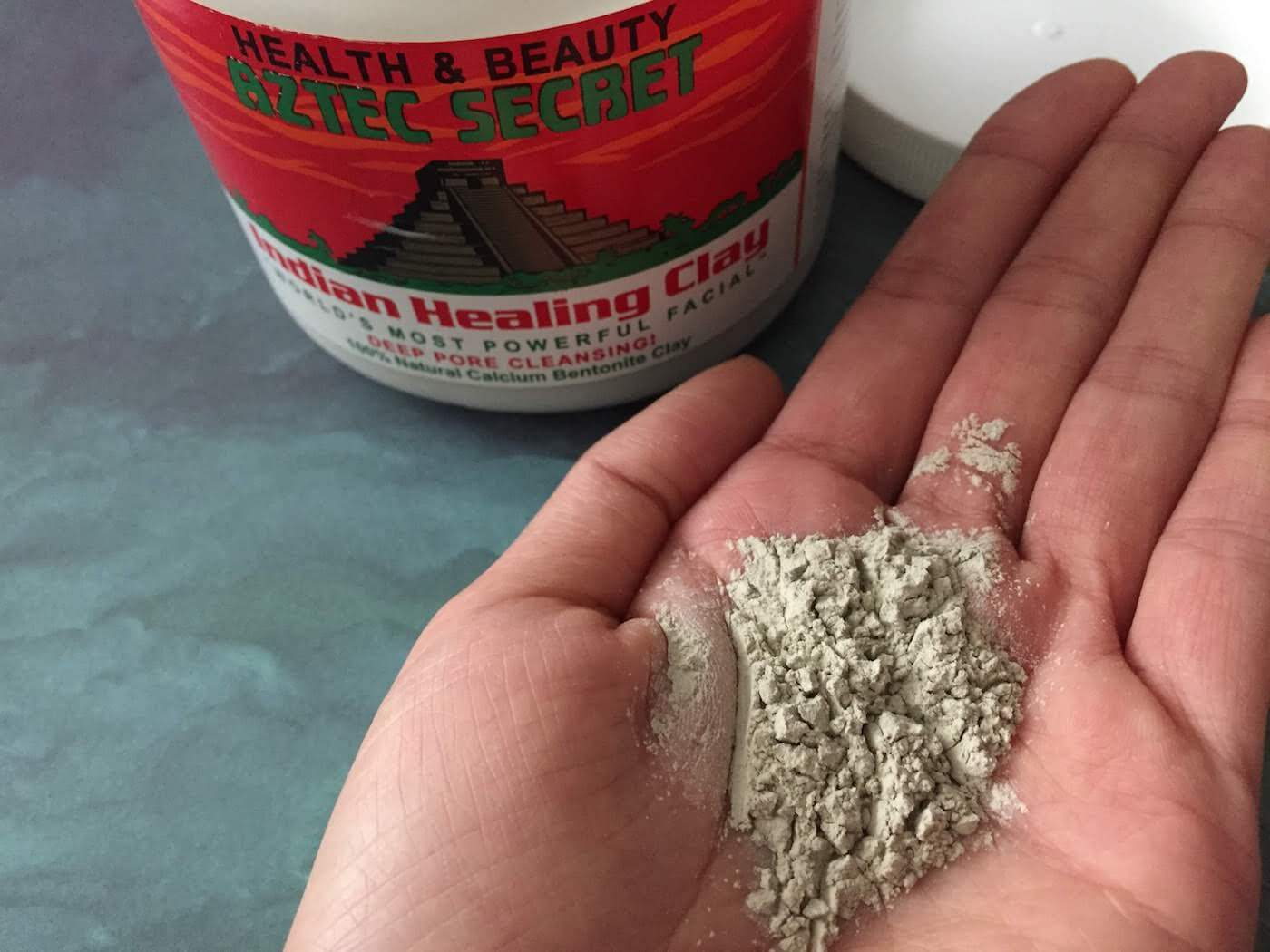 Aztec Clay Face Mask Review: A quick detox for oily skin, on