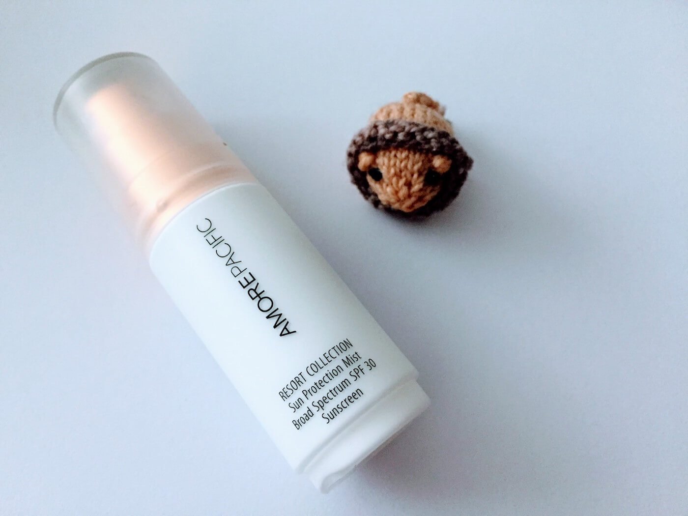 AmorePacific Resort Collection Sun Protection Mist Review