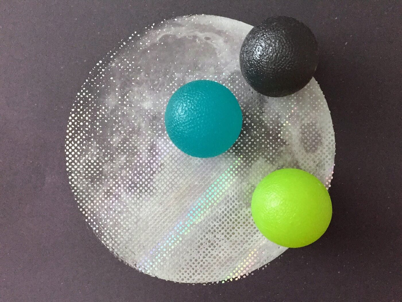 gaiam hand therapy exercise balls review