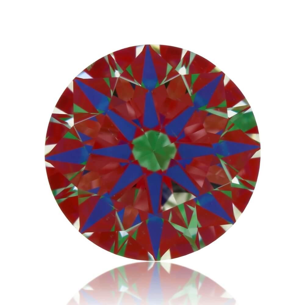 buying engagement ring online - idealscope image 2