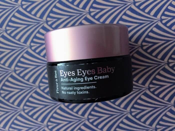 Fleur & Bee Eyes Eyes Baby Eye Cream review