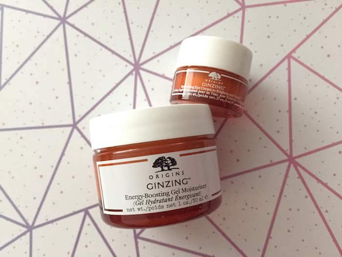 Origins Ginzing Gel Moisturizer review