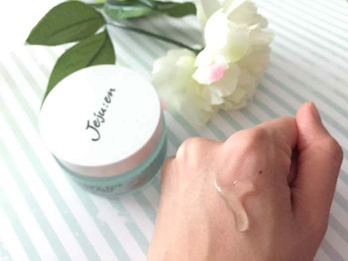 Jeju:en Hyaluronic Acid Sleeping Mask Review