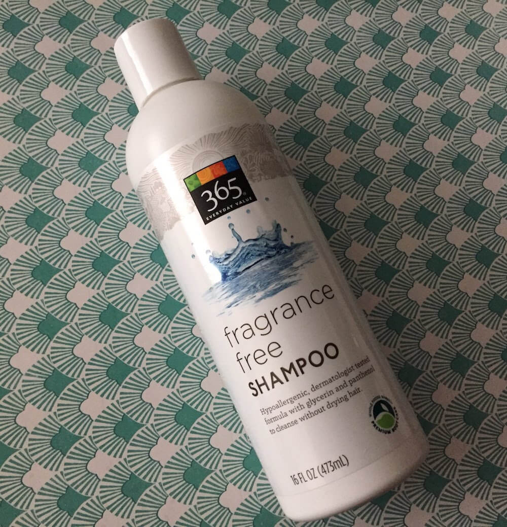 Whole Foods Fragrance-Free Shampoo review