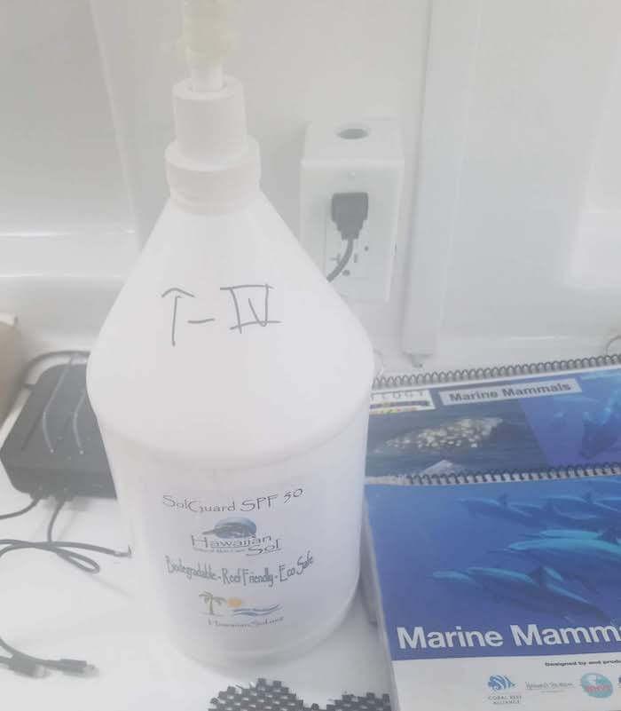 Trilogy Tour - Hawaiian Sol SPF 50 Reef Safe Sunscreen Review