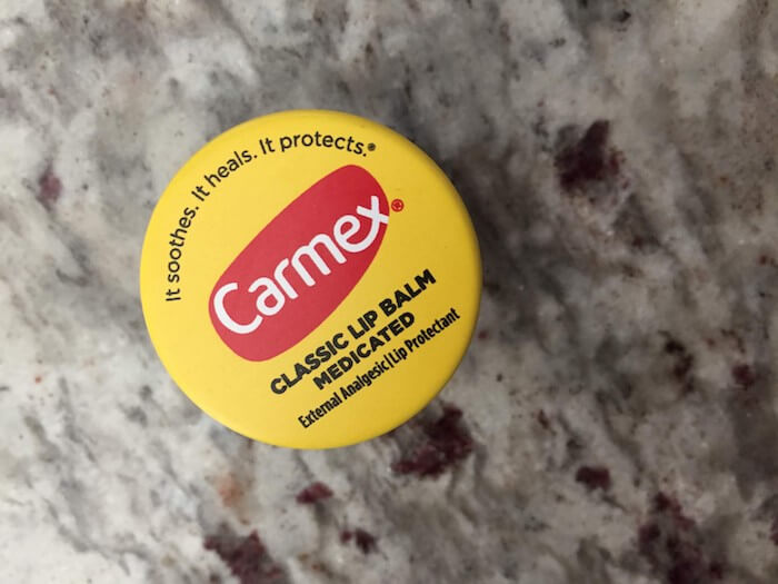 Carmex Classic Lip Balm Medicated review
