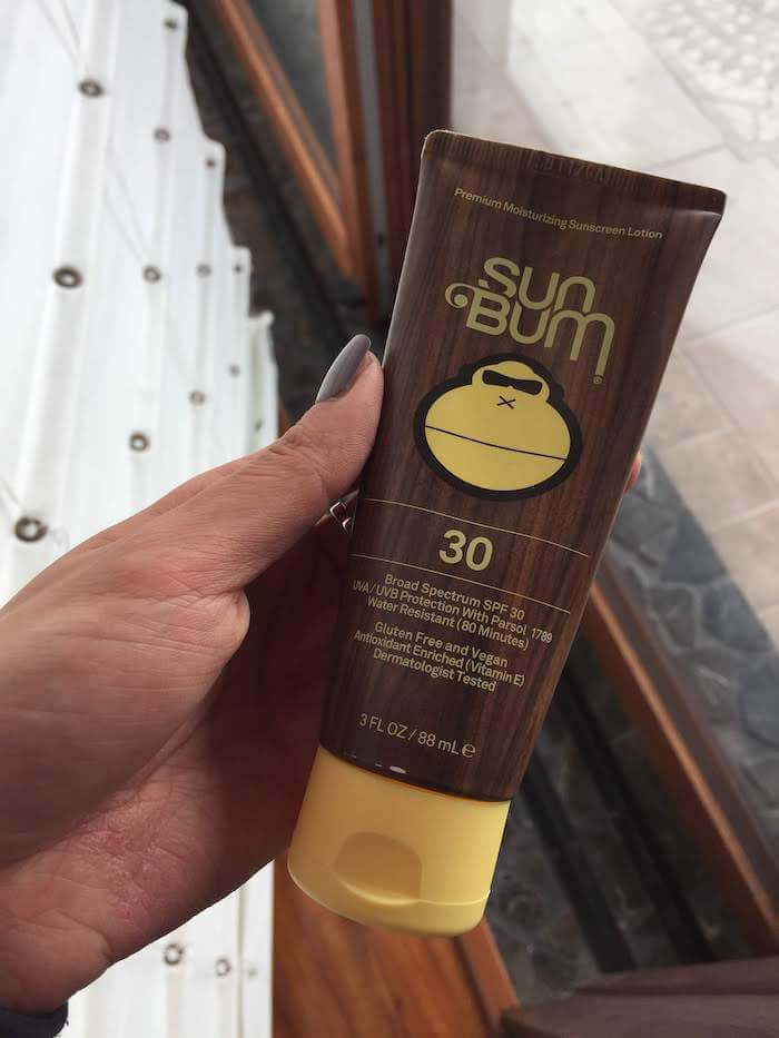 Sun Bum SPF 30 Sunscreen Review