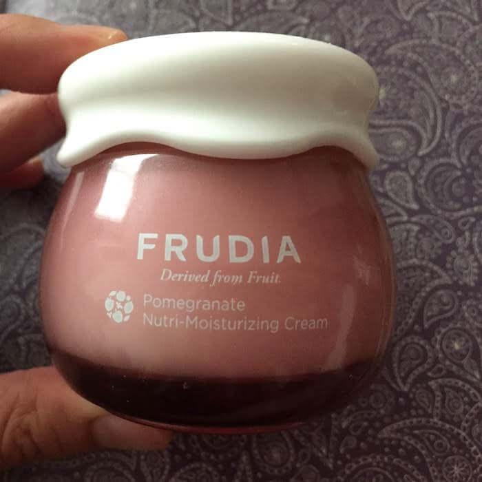 Frudia Pomegranate Nutri-Moisturizing Cream Review