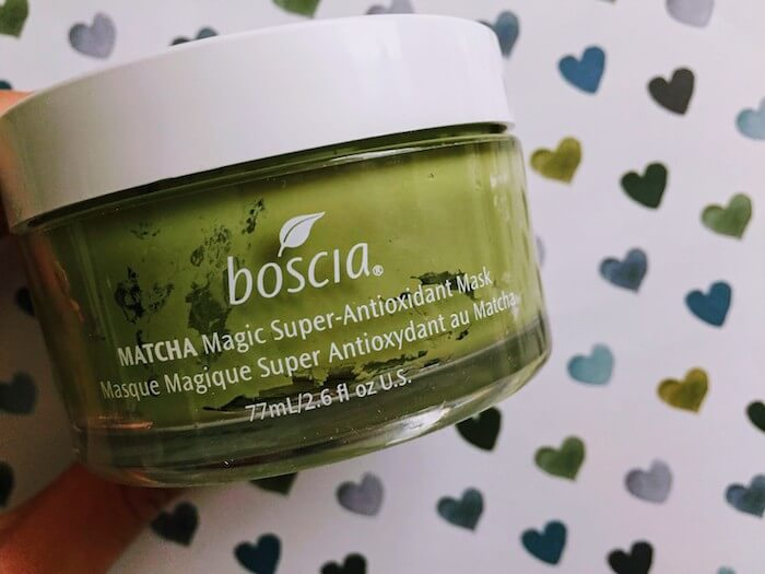 Boscia Matcha Magic Super Antioxidant Mask review