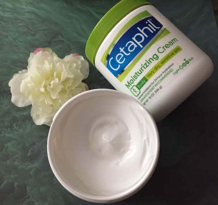 Cetaphil Moisturizing Cream review vs. Equate Beauty Moisturizing Cream comparison