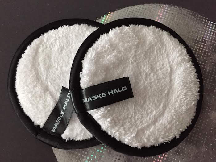 Maske Halo Makeup Remover Pads review