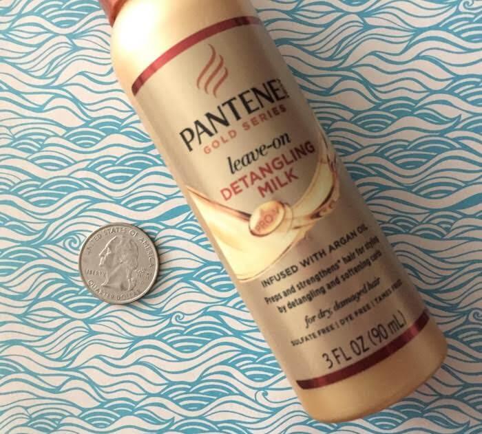 Pantene Pro-V Leave-On Detangling Milk review