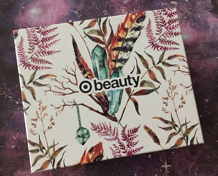 Target Beauty Box review pantene leave on detangling milk review