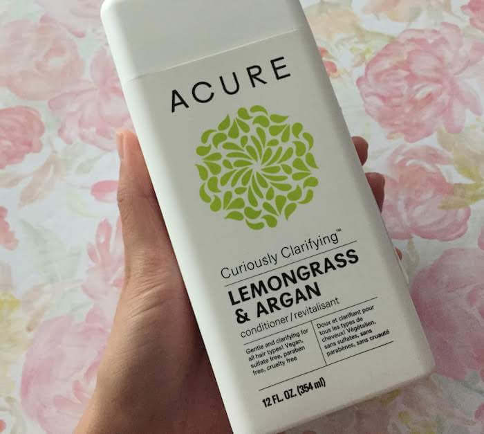 Acure Curiously Clarifying Conditioner Review