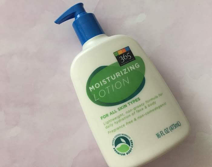 Whole Foods Moisturizing Lotion vs. Cetaphil
