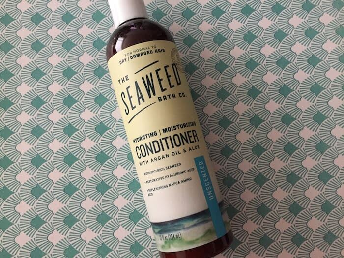 The Seaweed Bath Co. Moisturizing Unscented Argan Conditioner review